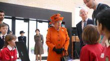 Queen Elizabeth setzt ersten eigenen Instagram-Post ab