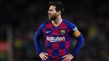 Messi no se presentará a las pruebas PCR del Barça