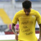 German FA takes no action against Jadon Sancho over George Floyd protest