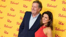 Piers Morgan and Susanna Reid clash over gender-neutral Brit Awards reports