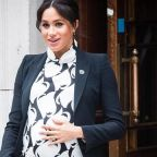 Will Meghan Markle Name Her Baby 'Diana'?