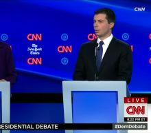 Sen. Klobuchar calls out Warren's healthcare plan: 'At least Bernie's being honest'