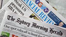 Australia's Fairfax Media to float lucrative property ad arm