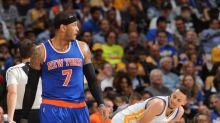 Would a Carmelo Anthony trade threaten the Warriors' dominance of the West?