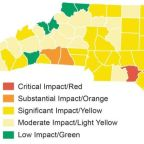 13 NC counties now show 'substantial' spread of COVID-19. Is yours one of them?