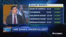 Buy big bank stocks, sector analyst says