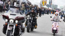 Tausende Besucher bei «Harley Days» in Hamburg