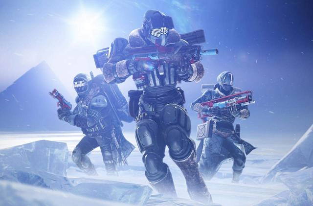 'Destiny 2' is free for all on Stadia starting on November 19th