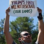 For some Native Americans, Mount Rushmore is a symbol of broken treaties, white domination