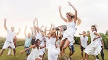 Wearing white to a wedding: is it ever acceptable?