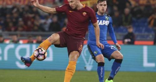 Foot - ITA - 29e j. - Serie A : l'AS Rome renverse Sassuolo et reprend la deuxième place