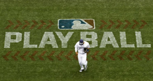 Play Ball weekend was Saturday and Sunday in MLB. (AP)