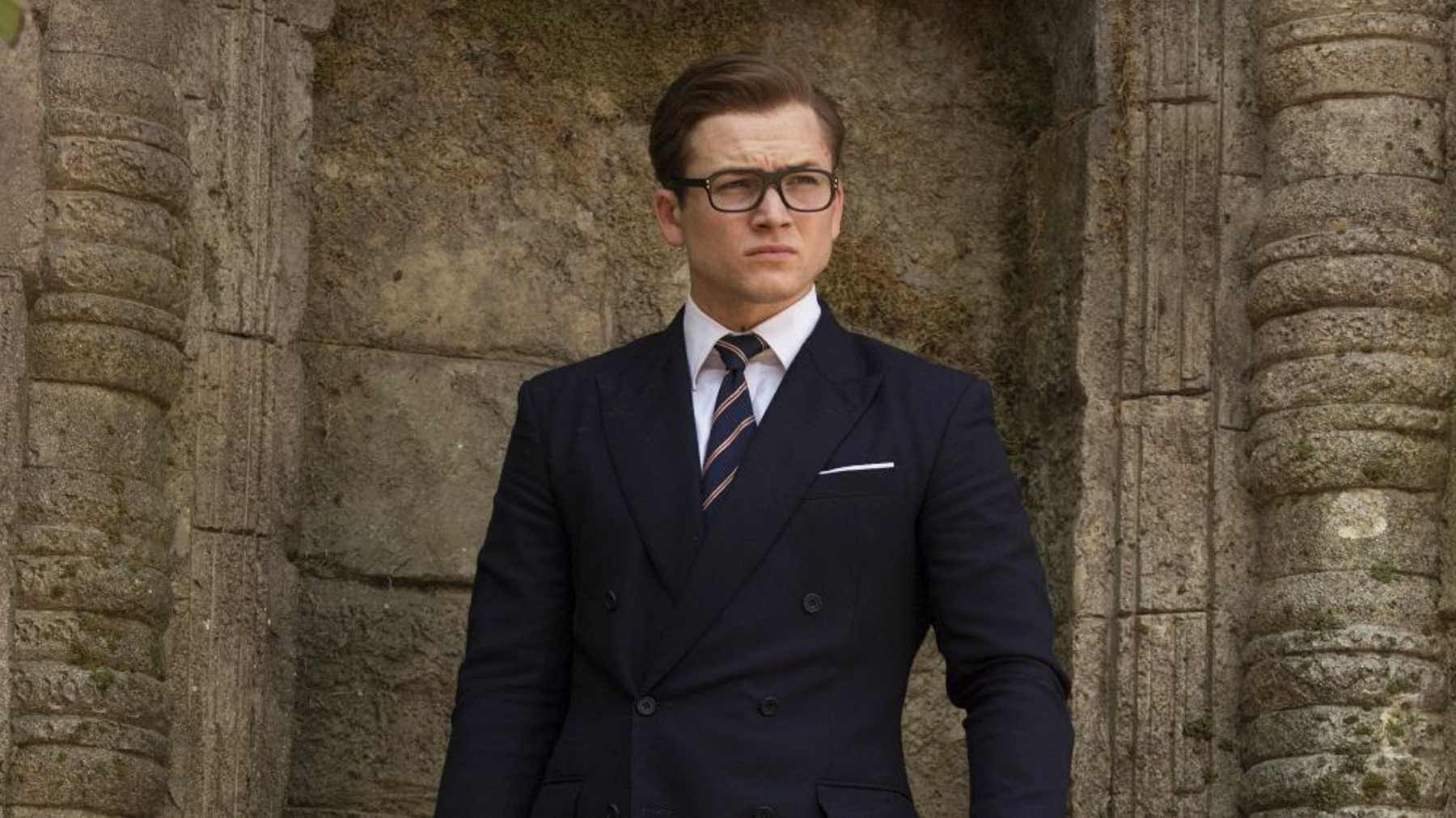 'Kingsman 3' already has a script, says Taron Egerton