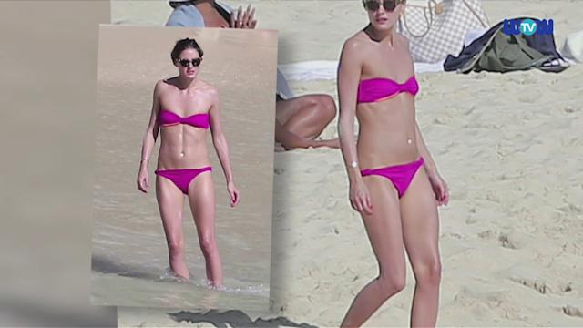 Wowtv - Olivia Palermo Shows Off Her Hot Bikini Body Again in St Barts