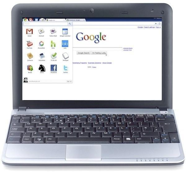Sources: Google-branded Chrome OS netbook to launch on December 7th