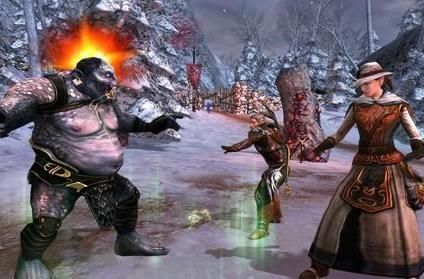 Lord of the Rings Online's Update 7 features new high-level skirmish