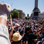 11 pictures that show scale of George Floyd police brutality protests in the UK