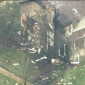 Small Plane Crashes Into Home In Chicago Suburb