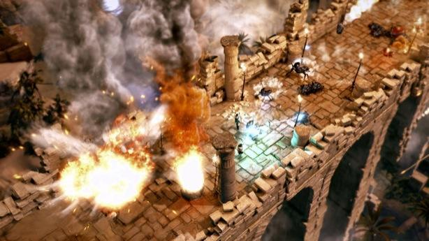 Lara Croft and the Temple of Osiris will have online co-op at launch