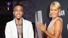 Jada Pinkett Smith denies singer August Alsina's affair claims