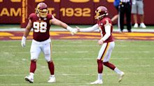 Matt Ioannidis removed from COVID-19 list; remains on IR with torn bicep