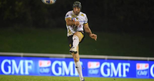 Rugby - Pro D2 - Mont-de-Marsan seul dauphin de Montauban en Pro D2