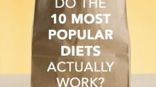 Do the 10 Most Popular Diets Actually Work?
