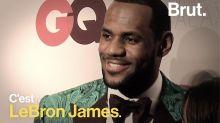 On vous raconte l'histoire de LeBron James