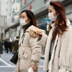 Japan confirms virus in man who had not been to China