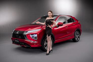 2021年式Mitsubishi Eclipse Cross售價106.9萬起上市!外型更前衛、空間再升級