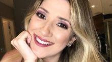 """Após denúncias contra Melhem, Dani Calabresa publica: """"Fazer o certo exige coragem"""""""