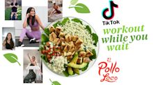 El Pollo Loco Challenges Customers to Make the Most of Delivery Time with New 'Workout While You Wait' TikTok Campaign