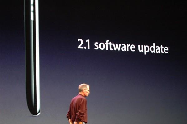 iPhone 2.1 software update announced (update: $10 for some iPod touch owners)
