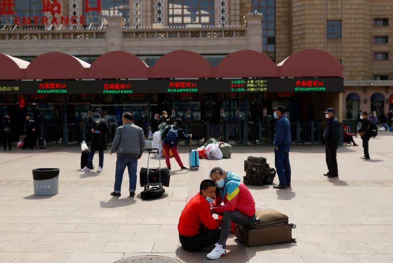 Spread of coronavirus disease (COVID-19), in Beijing