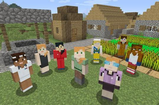 'Minecraft' finally has a free girl character