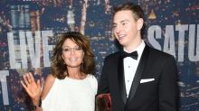 Sarah Palin's Son Track Arrested on Suspicion of Domestic Violence