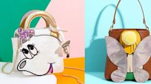 These Disney handbags are stylish and cute