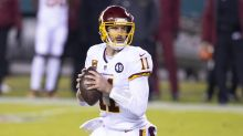 Report: Washington likely to part ways QB Alex Smith in coming days