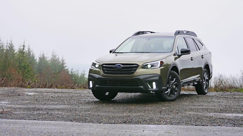 2021 subaru outback review  still marching to its own drum