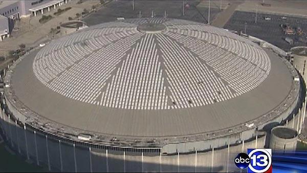 Future of Astrodome to be debated today