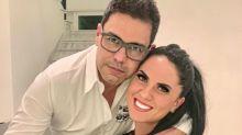 Graciele Lacerda revela que já é casada oficialmente com Zezé Di Camargo