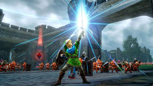 Day-one patch adding Challenge Mode to Hyrule Warriors