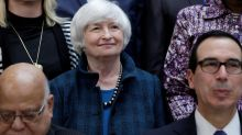 Exclusive: Yellen gets post-Fed payday in private meetings with Wall St. elite