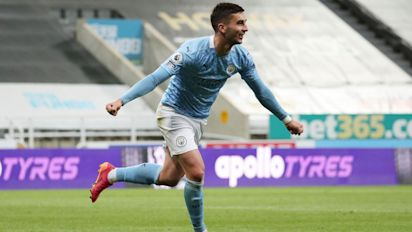 Ferran Torres hits hat-trick in madcap win for Manchester City at Newcastle