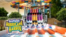 New Water Slide and New Name, Hurricane Harbor Coming to White Water Bay