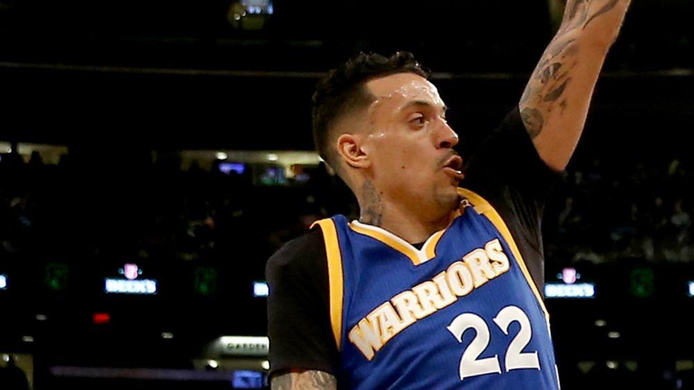 Warriors vs Kings: Matt Barnes 'trying to kill' former teammates