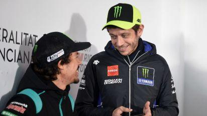 Forcada avvisa Valentino Rossi e Morbidelli