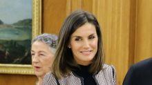 Queen Letizia of Spain Really Loves Her Steve Madden Heels