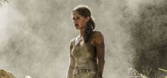 How actress transformed her body to play Lara Croft