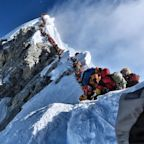 Everest's human traffic jam: did two climbers die because of hundreds queueing at summit?